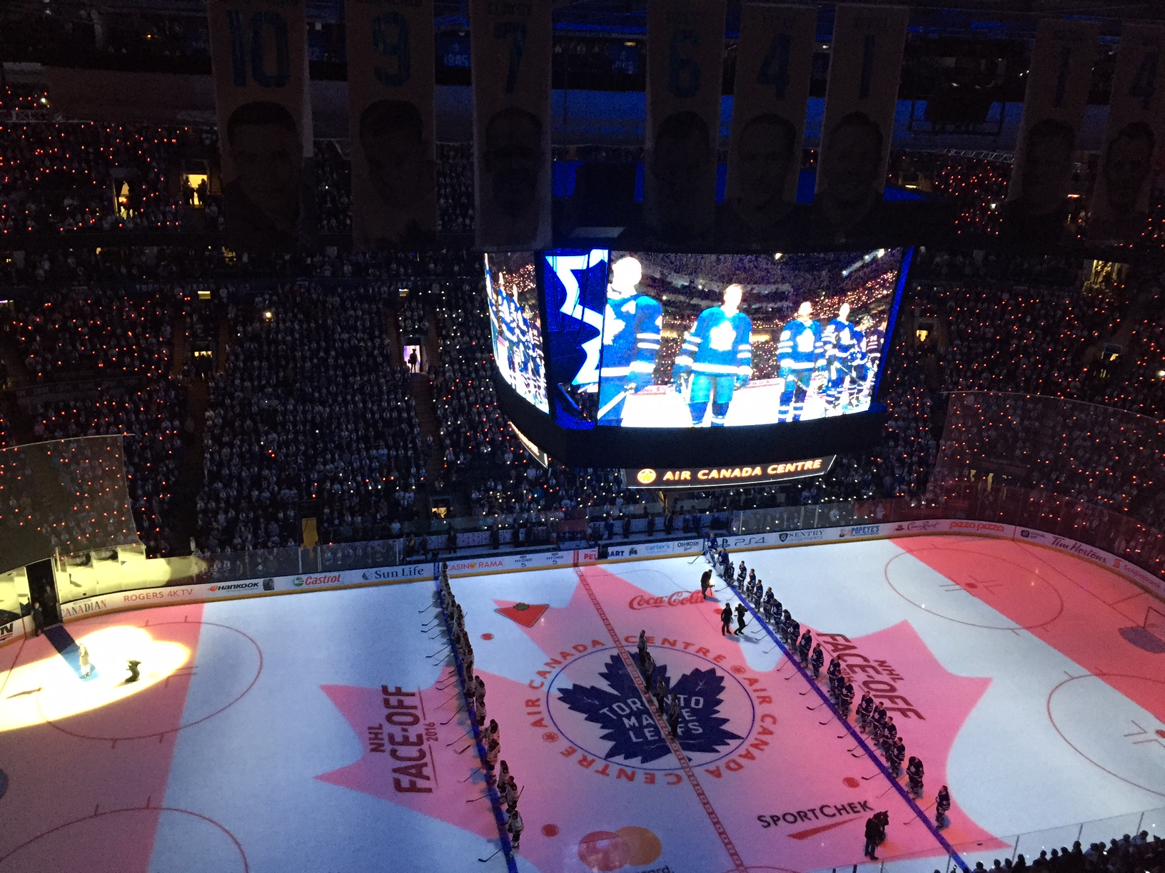 Leafs announce 2017-18 schedule