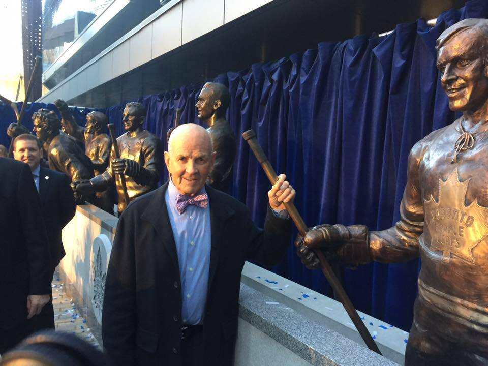 Dave Keon tops list of Leafs 100 greatest legends