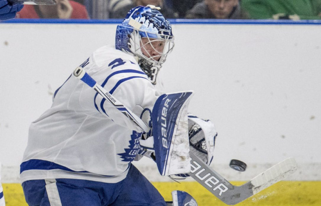 Back-to-Back Shutouts For Andersen