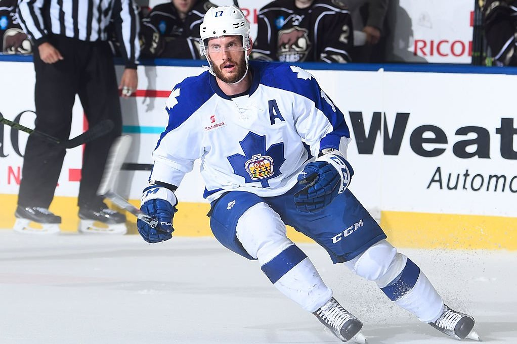 Marlies even series with Syracuse