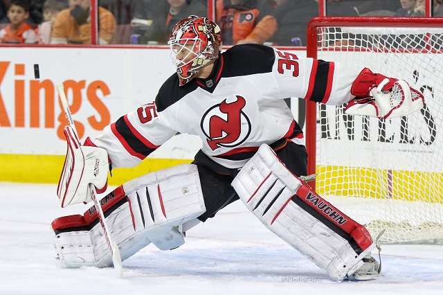 Leafs Lose to Devils in an Odd Game