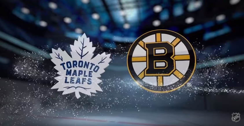 Leafs Breeze by Bruins 4-1