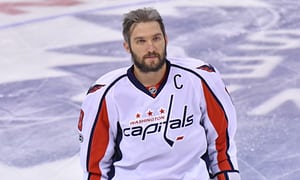 Ovechkin leads Capitals past Leafs