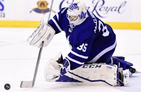 Leafs waive goalies McElhinney and Pickard