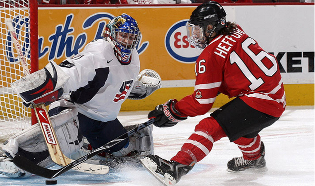 Retired Olympian Hefford still savours Canada-USA rivalry