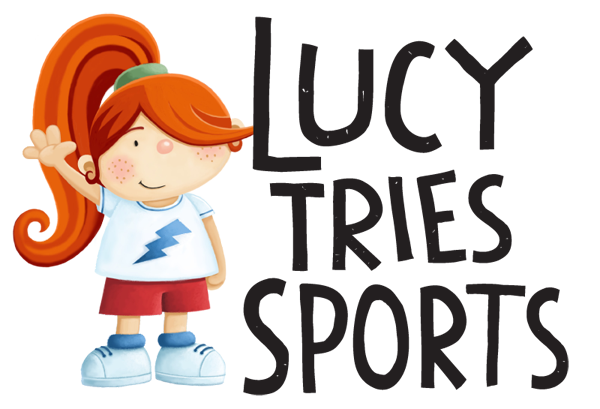 Lucy Tries Hockey – new book encourages children's fitness