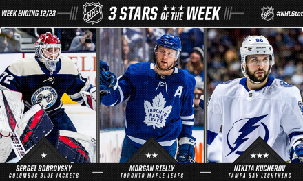 Star treatment for Rielly