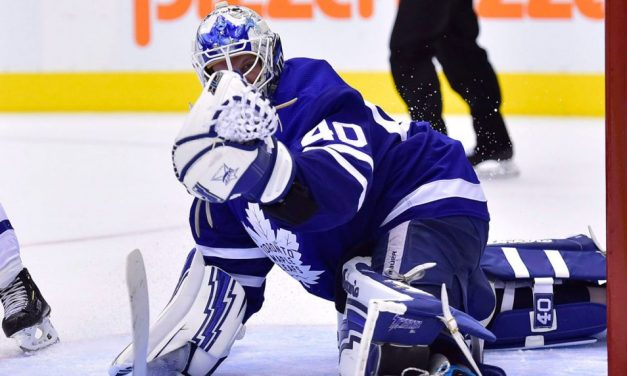 Leafs fall flat vs Panthers