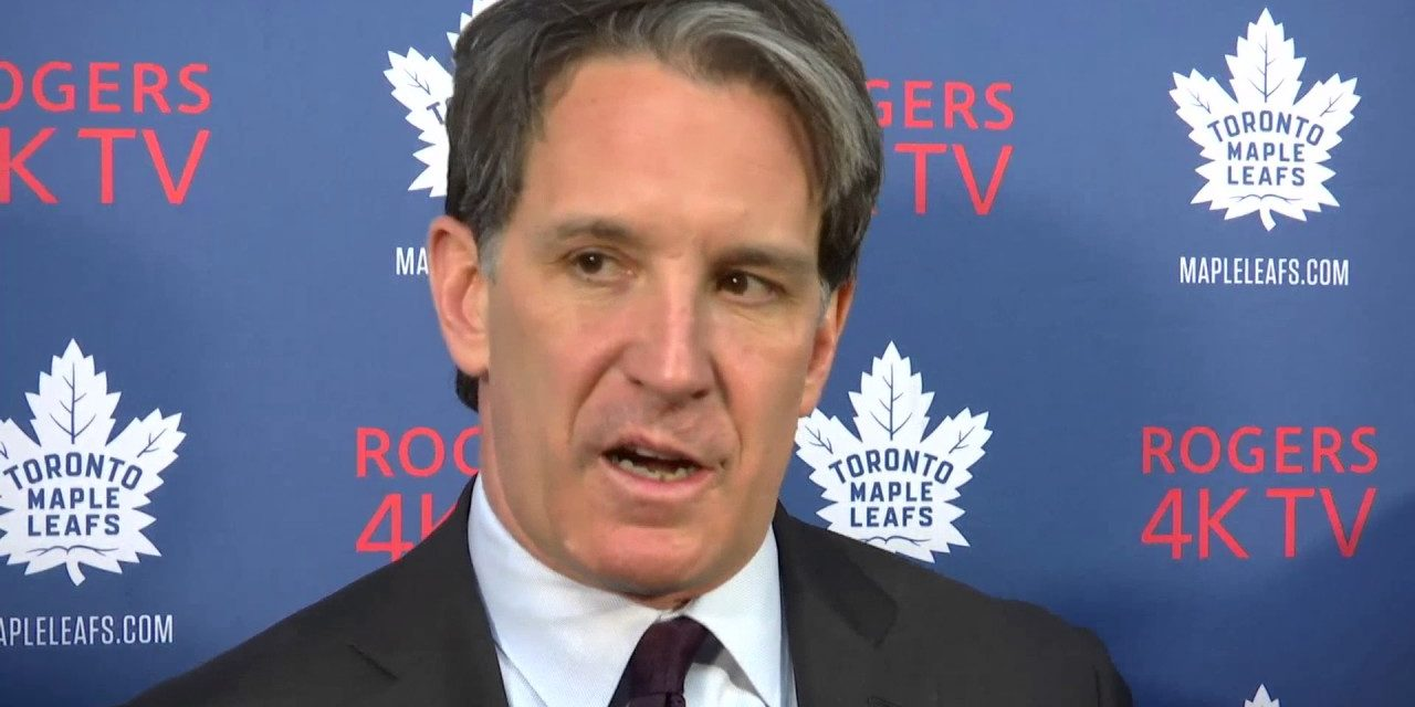 Leafs sorely lacking power presence